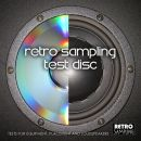 Retro Sampling Test Disc, Testskivor